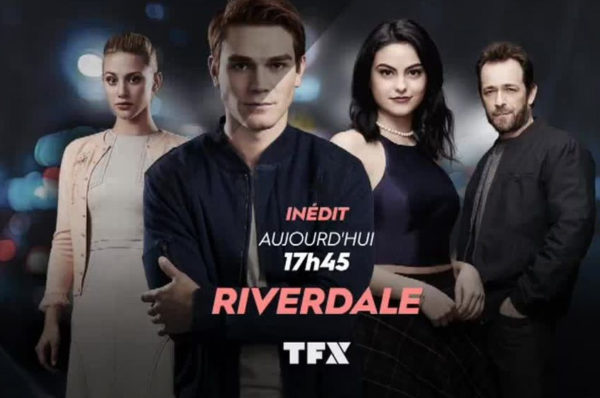 Riverdale s'arrêtera le 12 juillet sur TFX et sera remplacée par…