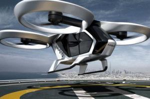 Airbus serait prêt à lancer ses taxis volants à Paris pour les JO de 2024