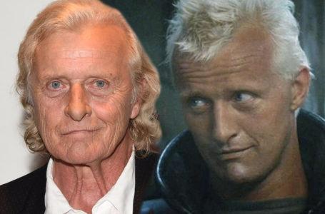 L'acteur Rutger Hauer (Blade Runner) est mort
