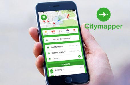 Canicule : Citymapper sélectionne les transports en commun selon la climatisation