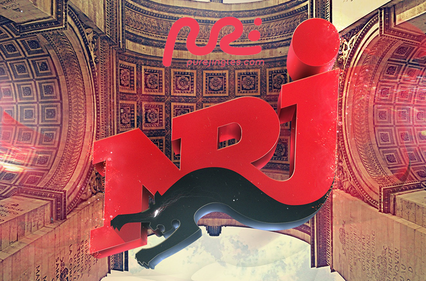 "NRJ son nouvel habillage radio signé ""Pure Jingles"""