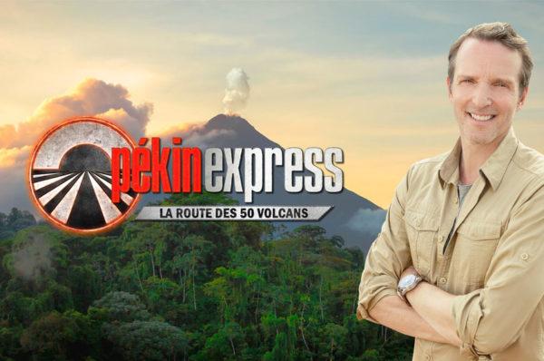 M6 lance ce soir «Pékin Express : la route des 50 volcans» et la websérie «La route»