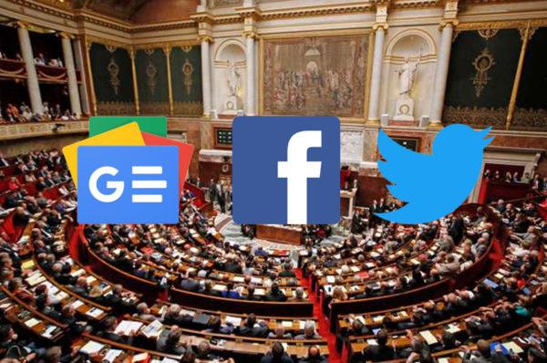 Le Parlement adopte le «droit voisin» pour éditeurs et agences de presse