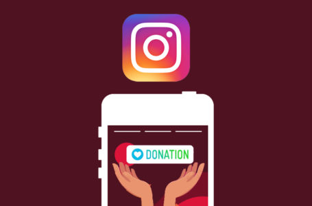 Instagram lance le sticker « donation » dans les stories