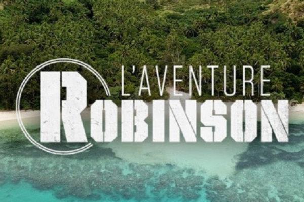 Julien Lepers et Black M dans L'Aventure Robinson