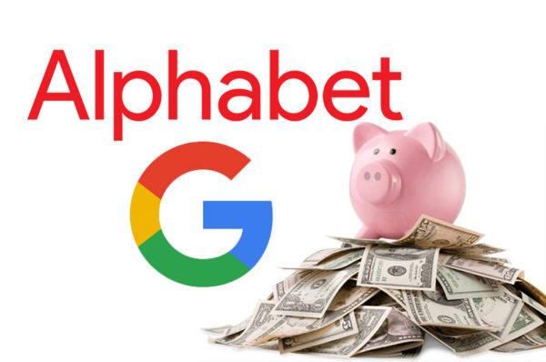 Alphabet (Google) devant Apple avec le plus de cash au monde