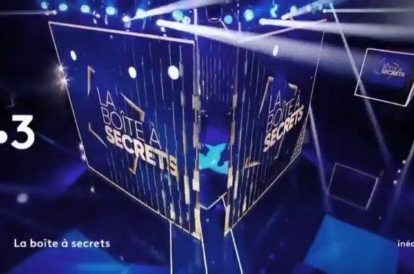 Nouveau numéro de «La boite à secrets» ce 6 novembre sur France 3