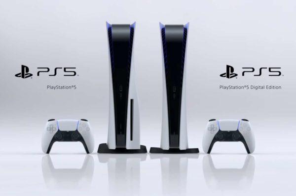 La PS5 sera vendue uniquement en ligne