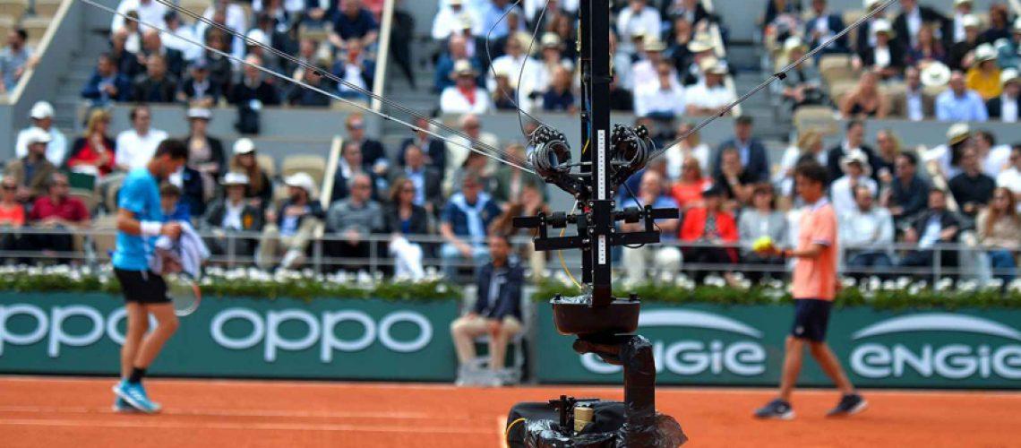 Amazon achète une partie des droits de diffusion de Roland Garros