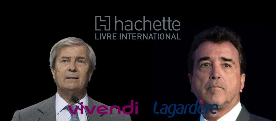 Hachette bientôt partagé entre Lagardère et Bolloré ?