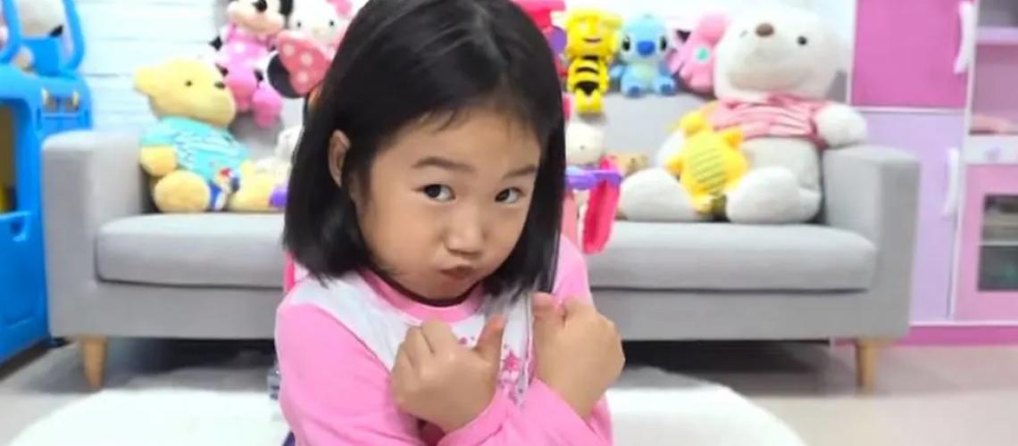 Une youtubeuse de 6 ans achète une propriété à 8 millions de dollars