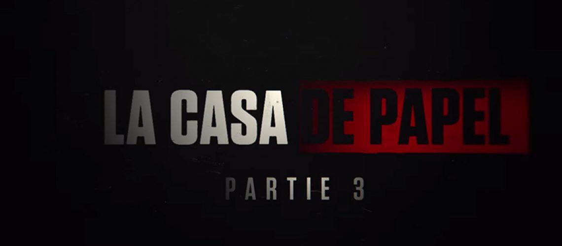 """A 2 semaines du lancement de la saison 3, une quatrième saison de """"La Casa de Papel"""" est en tournage"""