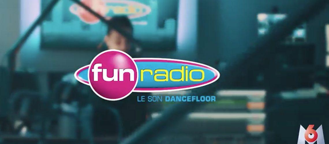 """Nouvelle campagne télé & web pour """"Fun Radio"""""""