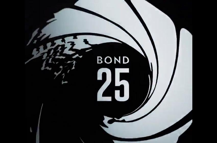 VIDEO : Premières images de James Bond 25