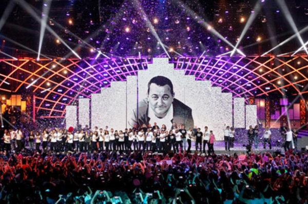 7 concerts prévus à Paris en 2020 pour le spectacle des «Enfoirés»