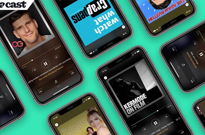 L'application de podcast Acast est enfin disponible en français