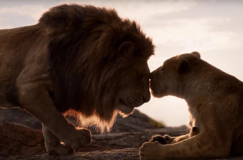 """Le Roi Lion : premières images de """"Can You Feel the Love Tonight"""" par Beyoncé et Donald Glover"""