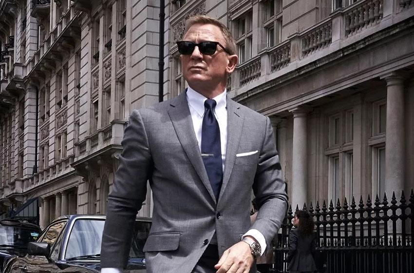 Bond 25 : première affiche officielle de promotion et nouvelles images du tournage