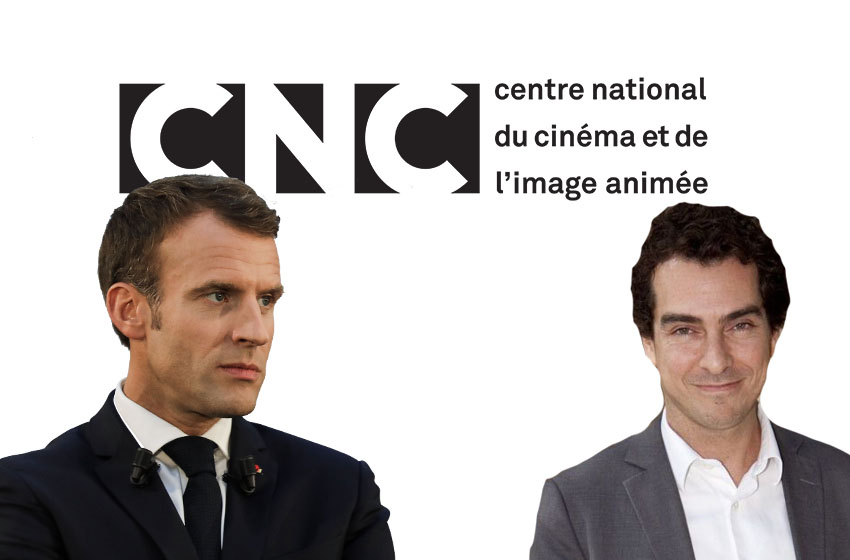 Le monde du cinéma de s'inquiète de voir un proche d'Emmanuel Macron prendre la direction du CNC
