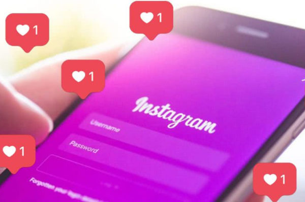 Instagram lance les likes masqués dans 6 pays sauf en France