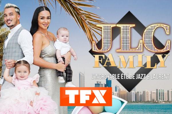 «JLC Family», l'été de Jazz & Laurent dès le 12 août sur TFX