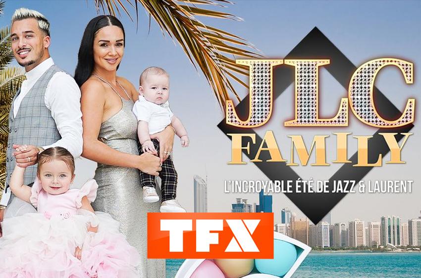 """""""JLC Family"""", l'été de Jazz & Laurent dès le 12 août sur TFX"""