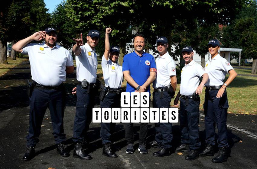 """""""Les Touristes : mission école de police"""" le 7 août sur TF1"""