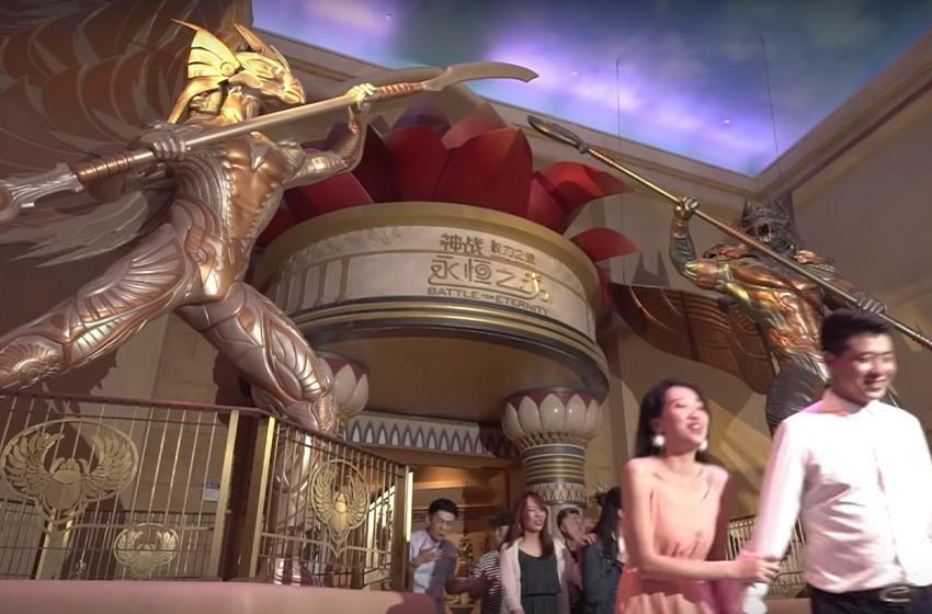 La Chine ouvre un parc d'attractions sur les films Hunger Games, Twilight et Divergente