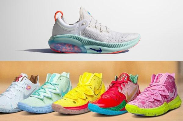 Les nouveaux partenariats (osés) des sneakers Nike