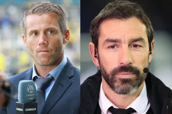 Robert Pirès et Mickaël Landreau débarquent sur Canal +