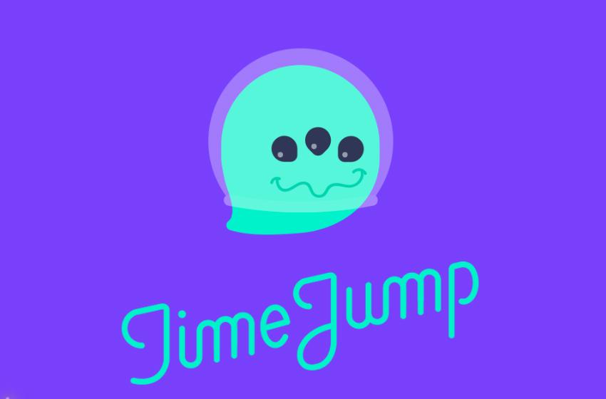 """Des youtubeurs créent """"TimeJump"""", la messagerie du futur"""