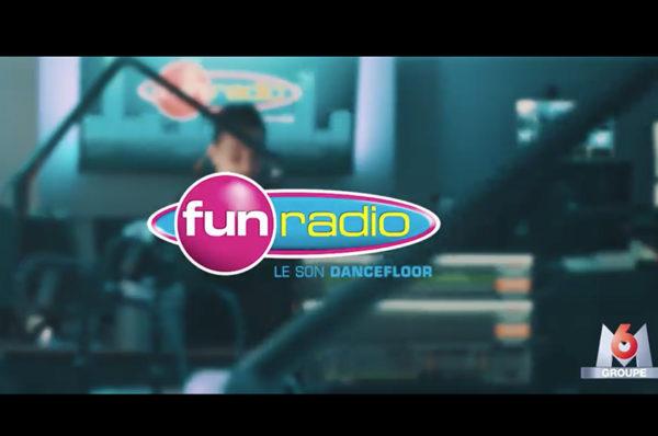 Nouvelle campagne télé & web pour «Fun Radio»