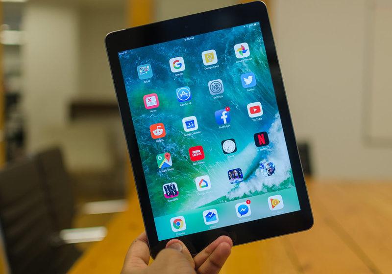Apple prépare de nouveaux iPads pour octobre 2019