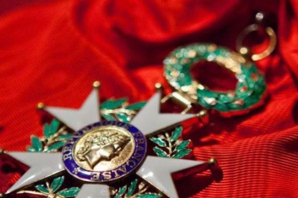 Les personnalités décorées de la Légion d'Honneur en ce 14 juillet