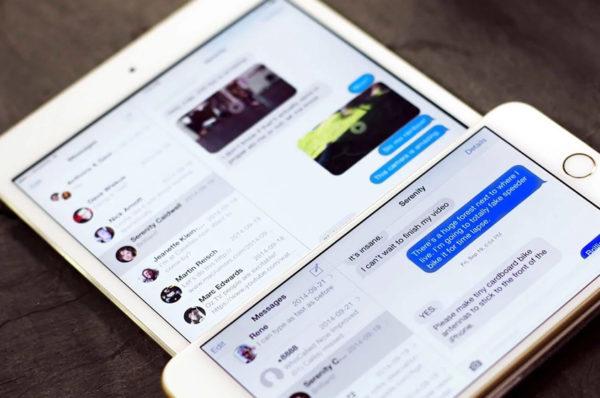 Apple vient de corriger une faille de sécurité dans iMessage