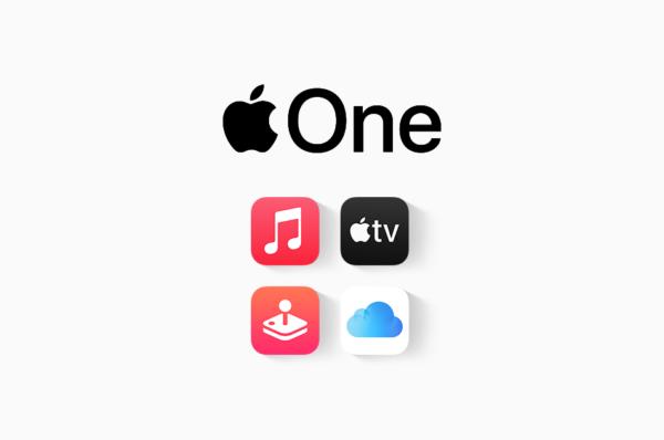 Apple One disponible dès demain, le 30 octobre