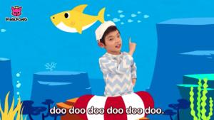 """""""Baby Shark"""" est la vidéo la plus vue au monde sur YouTube"""