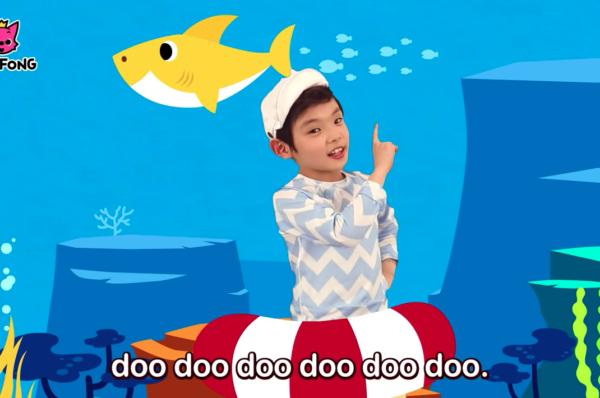 «Baby Shark» est la vidéo la plus vue au monde sur YouTube